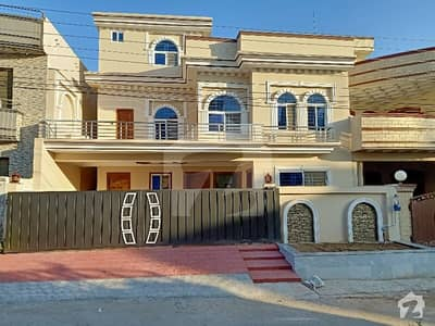 12 Marla Double Story Brind New House IS Available For Sale