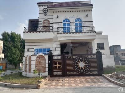 Hot Location, Brand New 5 Marla Corner House For Sale In City Housing Phase 1 Gujranwala
