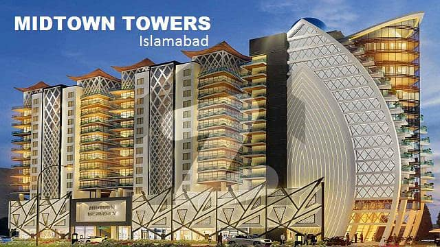 Luxurious 3 Towers Flat For Sale