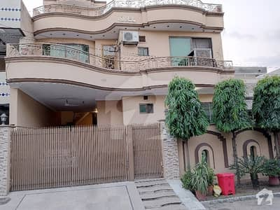 10 Marla Double Storey Owner Built House For Sale