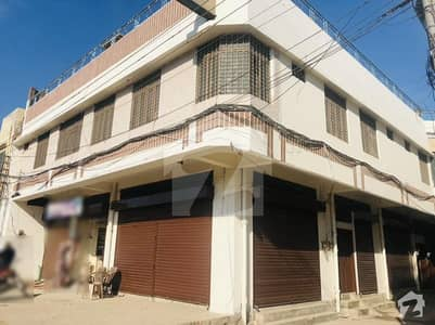 Two Flats For Rent at main road Millatabad in a tale closed street