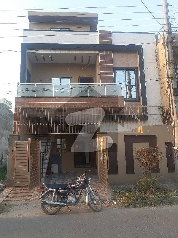 5 Marla Good Location House For Sale In J Block Al Rehman Garden Phase 2.