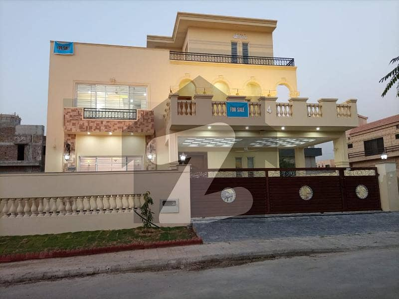 Felicitous New Uncommon Accommodation In Dha Phase-ii, Islamabad.