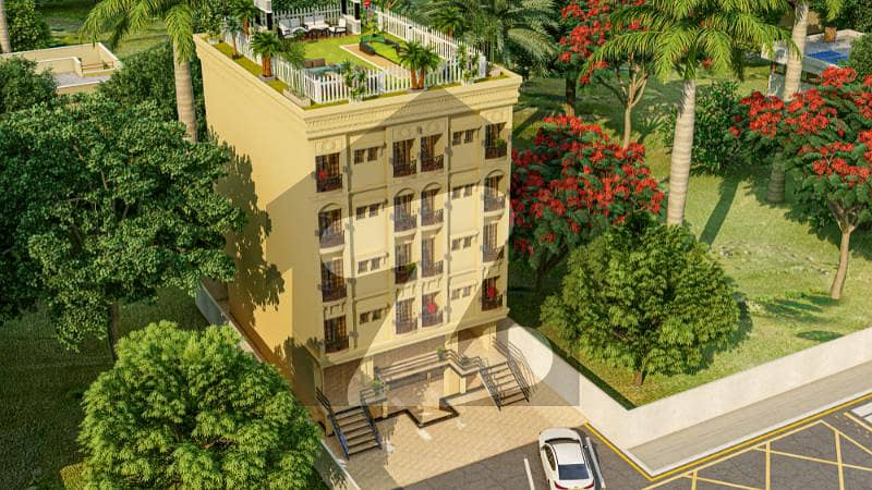 Meraas Arcade Luxurious 2 Bed Apartment For Sale In Mumtaz City Islamabad