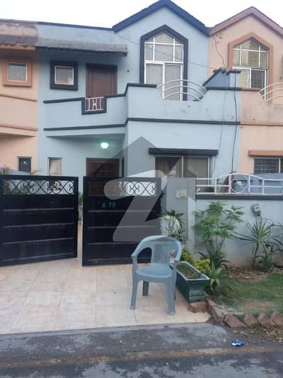 4.5 Marla Independent House At Edenabad