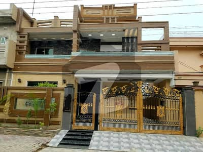 10 Marla Brand New Stunning 3 Floor House For Sale In Wapda Town Lahore