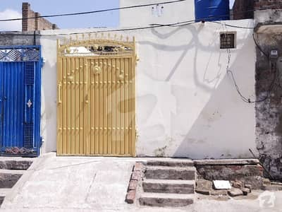 Good 3 Marla House For Sale In Rana Town