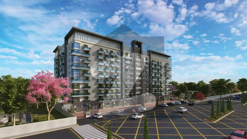 OSLO HEIGHTS, luxurious 1 bed apartment for sale in Mumtaz City.