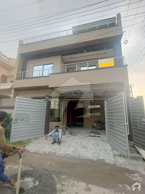 6 Marla Double Storey Corner House