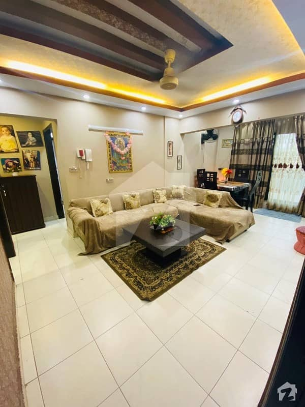 Penthouse With Open Terrace Well Maintain For Sale