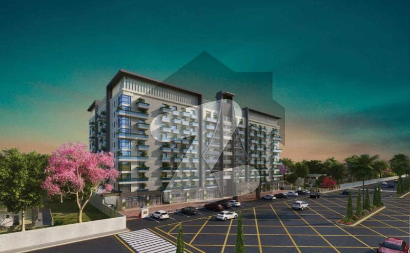 OSLO HEIGHTS, 1 bed aparment for sale in Mumtaz City Islamabad.