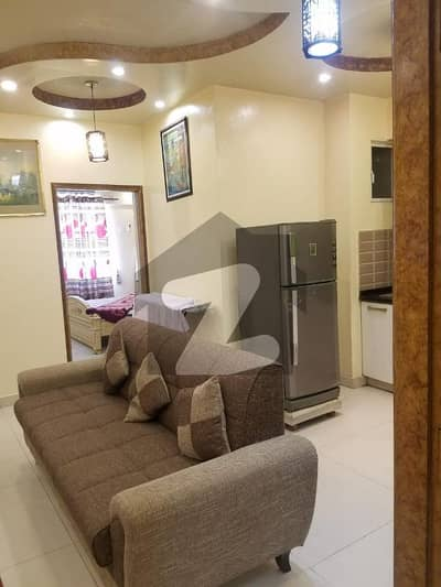 Fully Furnished Flat For Sale