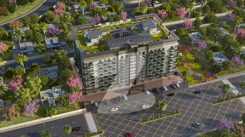 OSLO Heights Well Located 2 Bed Apartment For Sale In Mumtaz City Islamabad