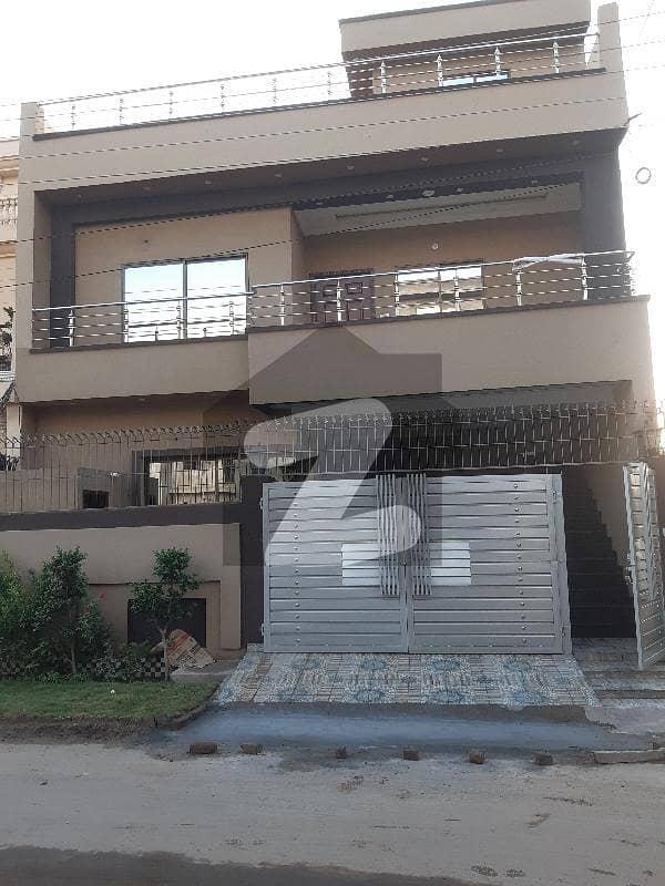 6 Marla Brand New Corner House For Sale In L Block Al Rehman Garden Phase 2.