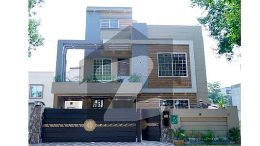 10 Marla Luxury House For Sale In Sector C Block Bahria Town Lahore