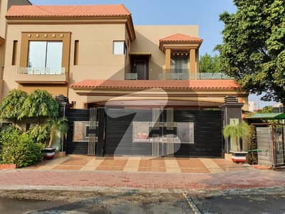 11 Marla Corner Slightly Used House For Sale In Jasmine Block Bahria Town Lahore