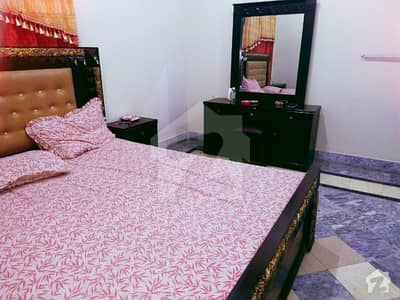 Fully Furnished House Available For Rent Canal Road Amin Town