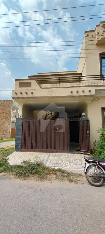 3.50 Marla Double Storey Corner House For Sale