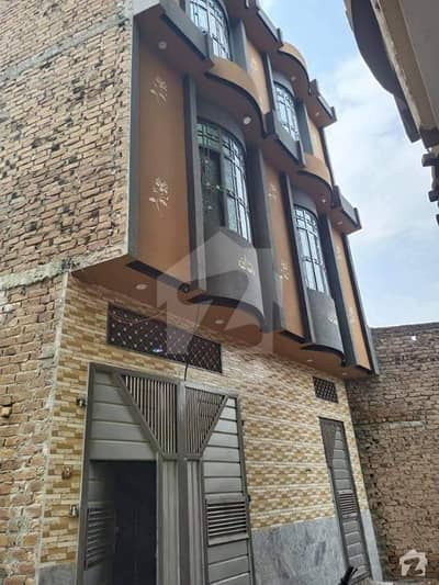 3.12 Marla Fresh House For Sale Near Jameel Chowk Ring Road