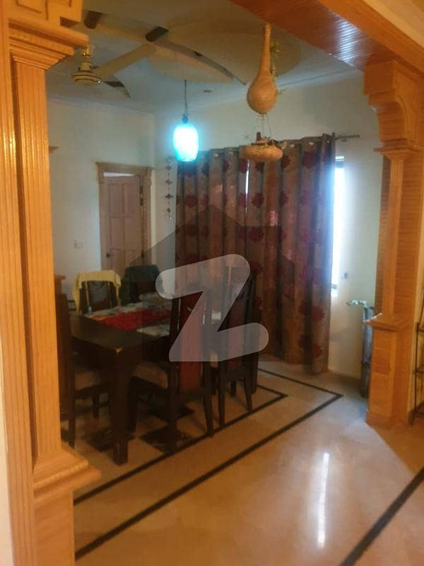 I-8 2 Marble Flooring Double Storey House Is Available For Sale At Ideal Location