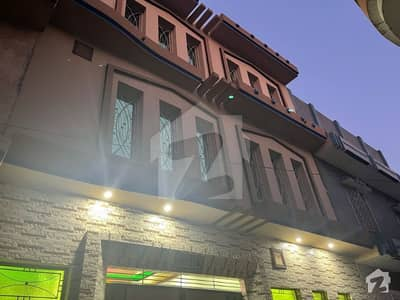 Fresh House For Sale At Back side Of Mmc Shinwari Town