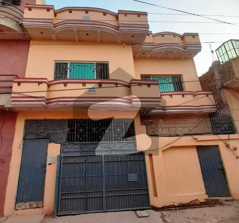 6 Marla House For Sale With 5 Bedrooms In H-13 Islamabad