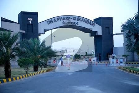 5 Marla Residential Plot In Dha 11 Rahbar For Sale