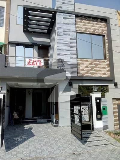 بحریہ ٹاؤن ۔ بلاک ڈی ڈی بحریہ ٹاؤن سیکٹرڈی بحریہ ٹاؤن لاہور میں 3 کمروں کا 5 مرلہ مکان 1.55 کروڑ میں برائے فروخت۔