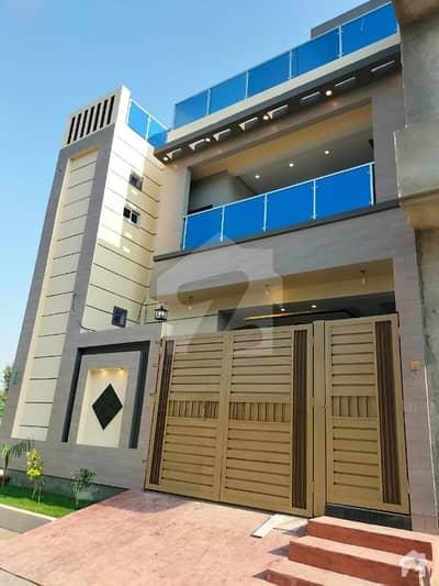 ورسک روڈ پشاور میں 5 کمروں کا 6 مرلہ مکان 2 کروڑ میں برائے فروخت۔