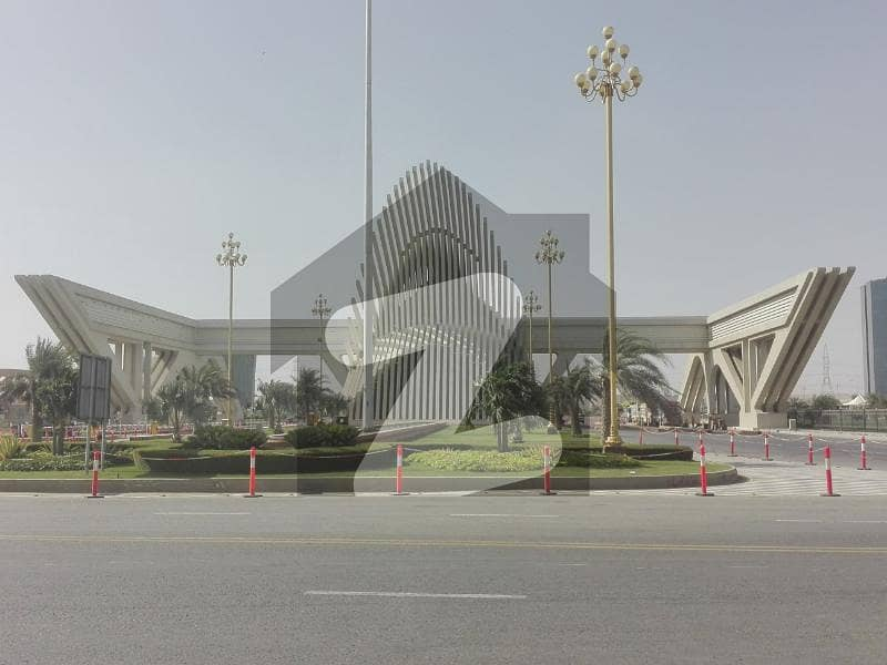 Best For Investment Is Available For Sale 500 Sq. Yards Plot in Bahria town karachi
