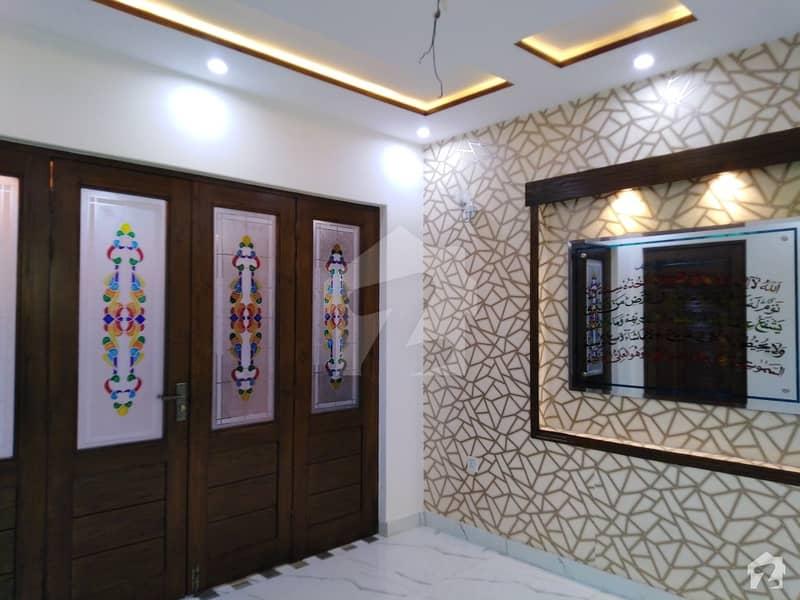 ملٹری اکاؤنٹس ہاؤسنگ سوسائٹی لاہور میں 4 کمروں کا 8 مرلہ مکان 1.25 کروڑ میں برائے فروخت۔