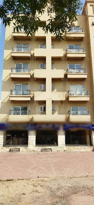 709 Sqft One Bed & Lounge Apartment For Sale In D Sector Canal Heights Bahria Town Lahore
