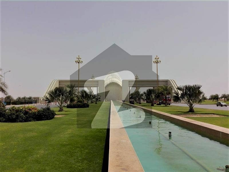 500 Sq Yards Residential Plot Is Available For Sale In Bahria Town Precinct 33