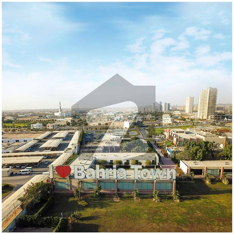 Prime Location Plot Best For Investment Is Available In Precinct 33 Bahria Town Karachi