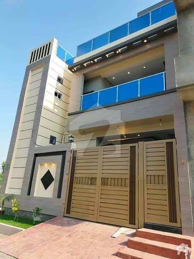 5.25 Marla New Fresh House For Sell In Officer Garden