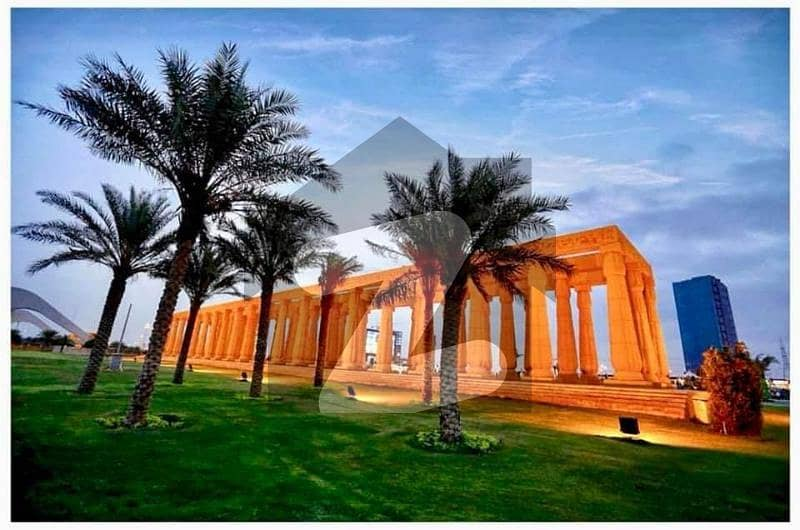 Gorgeous Full Paid Residential Plot For Sale Available In Bahria Town