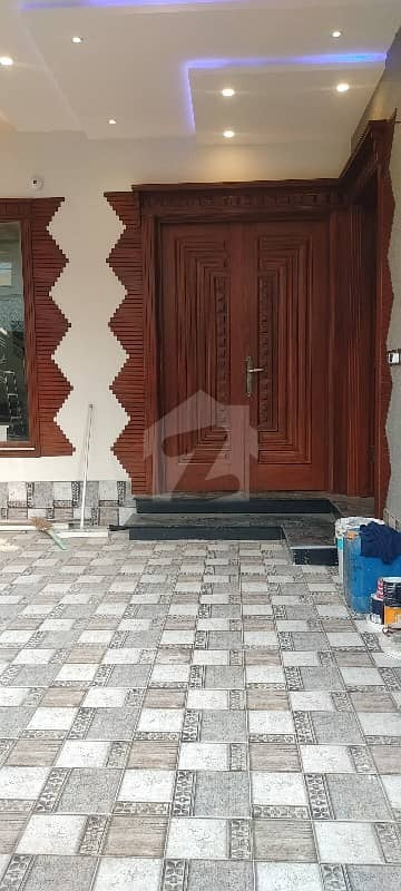 7 Marla Brand New Double Storey House For Sale In Eden Executive Block
