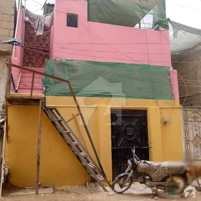 House Is Available For Sale In Azeem Pura