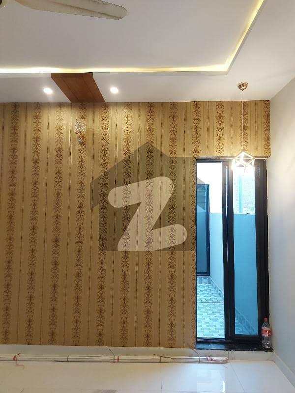 7 Marla Brand New Designer House For Sale In Eden Velley F Block