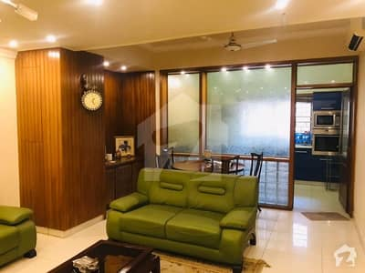 2 Bed Luxury Apartment With Servant Room Available For Rent Only Family In F-11 Islamabad