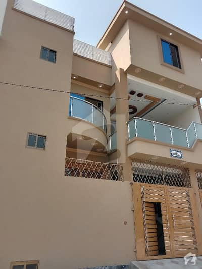 7 Marla Corner House For Sell In Darmangi Garden Warsak Road