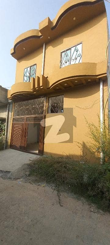 4 Marla Brand New House For Sale Lehtarar Road Kiyani Town Islamabad. Gas Electricity And Water Available