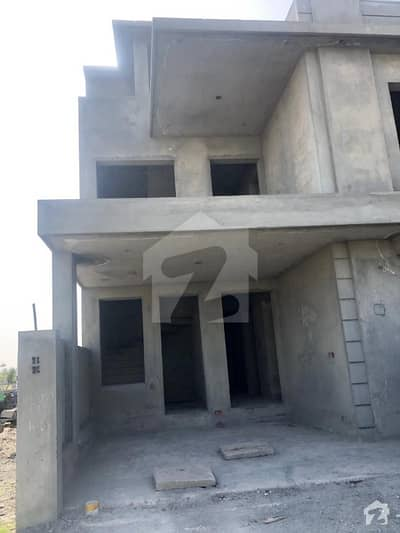 Gulberg Islamabad 7 Marla Double Storey Grey Structure Available for Sale Block F,  Gulberg Islamabad