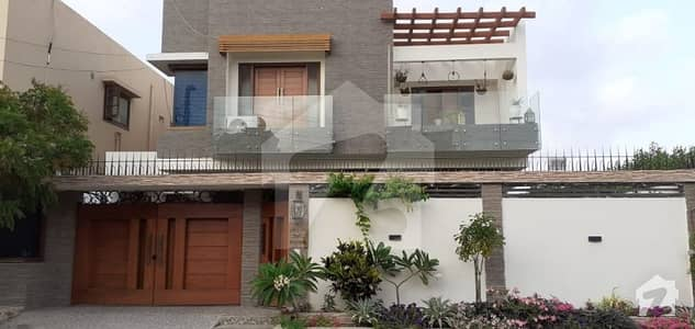500 yards Owner Built Bungalow with Basement Near Shaheen