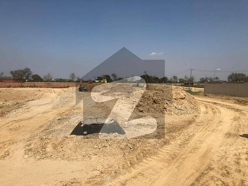 5 Marla Residential Plot No 447 For Sale In Lda City
