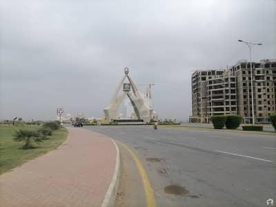 بحریہ ٹاؤن - پریسنٹ 26۔اے بحریہ ٹاؤن کراچی کراچی میں 5 مرلہ رہائشی پلاٹ 50 لاکھ میں برائے فروخت۔