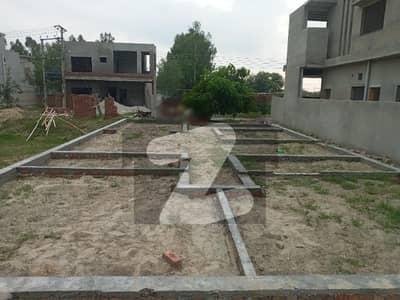 بیکن ہاؤس سوسائٹی لاہور میں 14 مرلہ رہائشی پلاٹ 1.18 کروڑ میں برائے فروخت۔