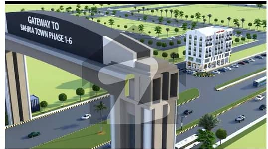 Good Located Commercial Office In 3 Years' Easy Installments