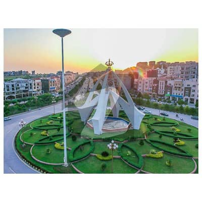Highly Recommended 10 Marla Possession Plot for Sale in Ghazi Block Bahria Town Lahore
