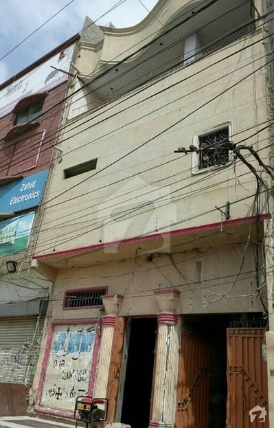 کورنگی ۔ سیکٹر 33 کورنگی انڈسٹریل ایریا کورنگی کراچی میں 5 کمروں کا 5 مرلہ مکان 65 لاکھ میں برائے فروخت۔
